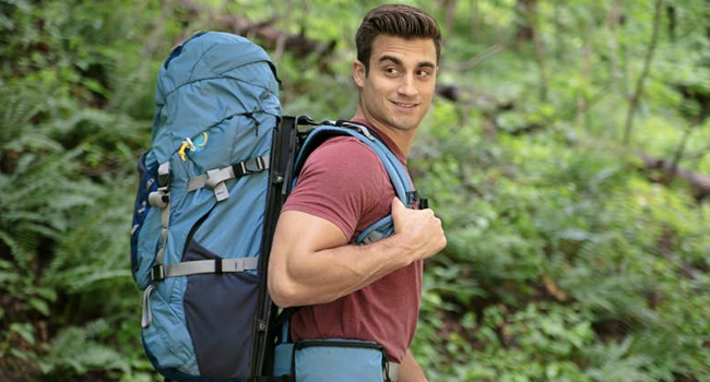 Travel Easy with the Floating Backpack