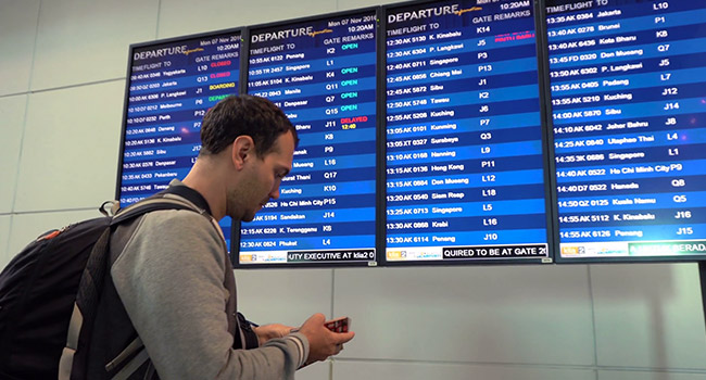 The Flight Schedule