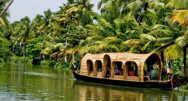 Kerala Backwaters, Kerala
