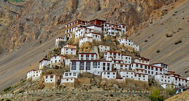Key Monastery, Spiti Valley