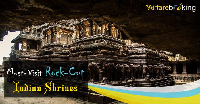 12 Spectacular Rock-Cut Shrines for Your Next Visit to India