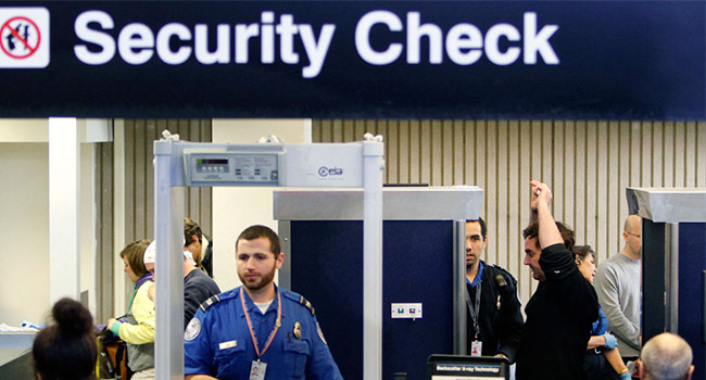 Security Check and Baggage