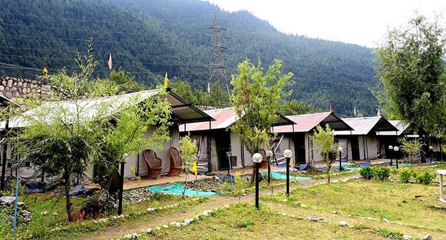 Camp Exotica- Kullu