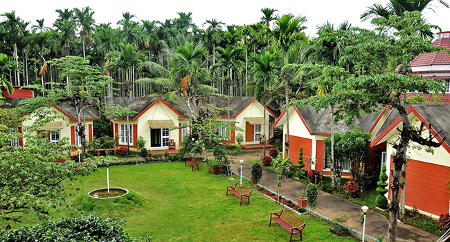 Coorg Planter's Camp- Coorg