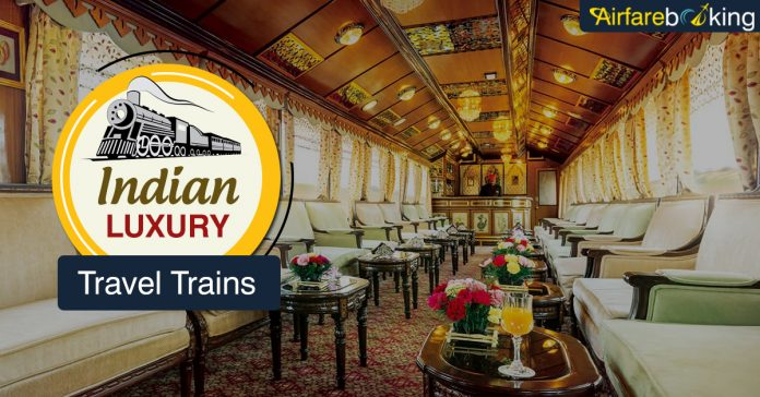 7 Best Luxury Trains to Travel India