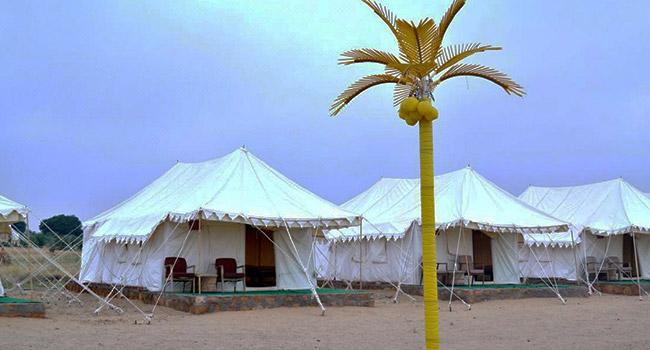 Mehar Adventure Safari Camp- Jaisalmer