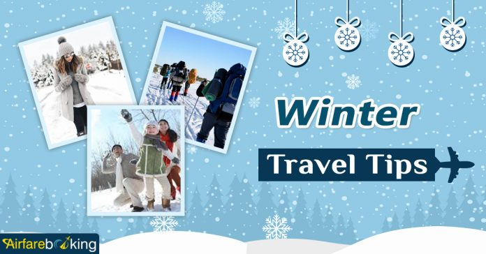 Tips to Stay Warm During Your Winter Travel